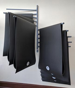 mat rack - close - 375 for web